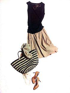 styling by kikuchi kyoko