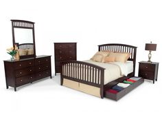 Tribeca 10 Piece King Bedroom Set | Bedroom Sets | Bedroom | Bobu0027s Discount  Furniture