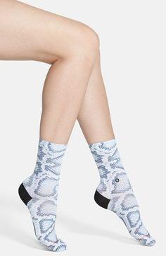 Tights and ankle socks bondage