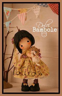 https://www.facebook.com/LeDolciBambole/  Porcellana fredda -Dolci Bambole
