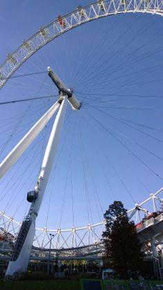 London Eye, Waterloo London View, Wind Turbine, Fair Grounds, Eye, Travel, London, Viajes, Destinations, Traveling
