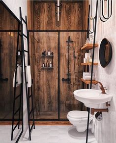 bathroom-inspiration-design-magazine-the-perfect-scandinavian-style-home delivers online tools that help you to stay in control of your personal information and protect your online privacy. Bad Inspiration, Bathroom Inspiration, Home Decor Inspiration, Diy Bathroom, Bathroom Interior, Bathroom Ideas, Bronze Bathroom, Bathroom Vintage, Bathroom Designs