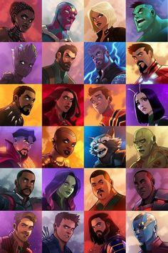 Vingadores Guerra Infinita