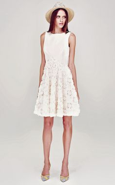 A La Russe Spring/Summer 2014 Trunkshow Look 20 on Moda Operandi