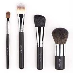 Face Brush Set  Bundle & save!  Includes the Concealer Brush, Foundation Brush, Powder Puff Brush, and Blusher Brush.  www.youniqueproducts.com/rachelford