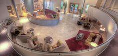 #Lobby in the #Monart Destination Spa, #CoWexford