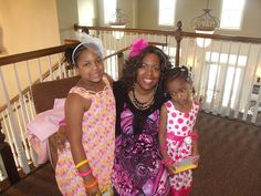 "Kimberly here with her daughters Kierstyn , 8, and Keona, 5.    Kimberly Smith: ""My advice for a healthy pregnancy is to listen to your body, get plenty of rest and don't hesitate to contact your physician if you feel like something is not right. But m Learn about pregnancy signs"