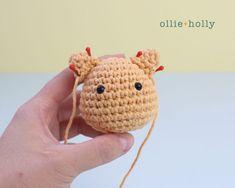 Free Nurse Cat Amigurumi Crochet Pattern - Ollie + Holly   Amigurumi Crochet Patterns Nurse Cat, Stuffed Animal Cat, Cat Amigurumi, Magic Circle, Fabric Glue, Paintbox Yarn, Stitch Markers, Single Crochet, Free Pattern