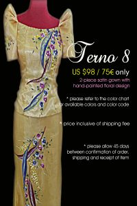 Filipina fashion on pinterest philippines traditional dresses and