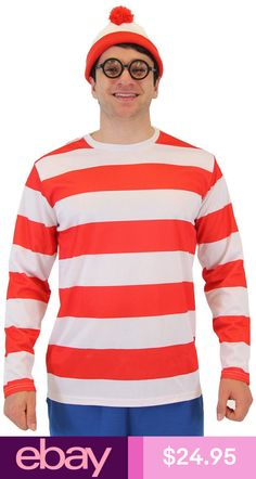 876cf5ce69e Wheres Waldo  eBayFull-Body Costumes Clothing
