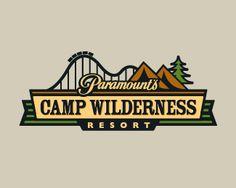 camp wilderness resort logo