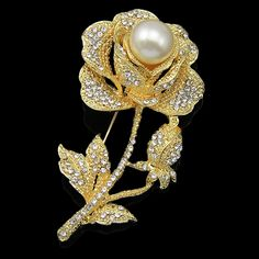 Aliexpress.com : Buy 2014 Nest wedding flower pearl brooch Clothes pins accessories from Reliable brooch manufacturers suppliers on danbihuabi jewelry