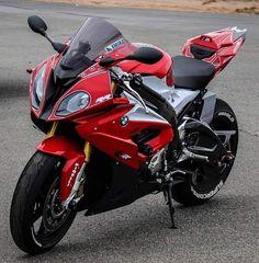 Motorcycles, bikers and more — BMW Motorbike Girl, Motorcycle Bike, Super Bikes, Bmw Motors, Custom Street Bikes, Bmw S1000rr, Mc Laren, Lamborghini, Ferrari