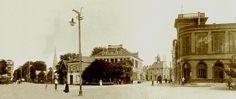 van ouds de prins en marktplein 1900