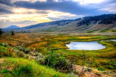 The most famous park in the world has a proud name of Yellowstone National Park. It took this name after the Yellowstone River, at the headwaters of which it is located. This International Biospher…