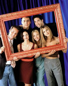 Friends fans HAVE to watch this new show
