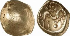 Celtic coins 200-100 v. C.