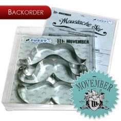 I would totally make mustache sugar cookies if Jay had a guys' night.