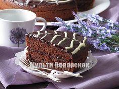 Шоколадный торт в мультиварке: простой рецепт