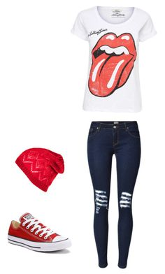"""""""Untitled #6"""" by antoni-huggins on Polyvore featuring Converse"""