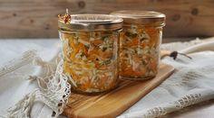 Retetele mele dragi | De la mine pentru voi! Mason Jars, Canning, Salads, Mason Jar, Glass Jars, Jars