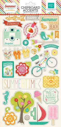 chipboard summer