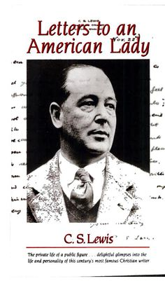 """""""Letters to an American Lady"""" is a small book (a little over 100 pages), but replete with C.S. Lewis humor, bits of autobiography (notably his brief marriage and the loss of his wife, Joy), ruminations on various everyday topics (e.g. nature, pets, the weather), and most of all, spiritual advice to struggling Christians."""