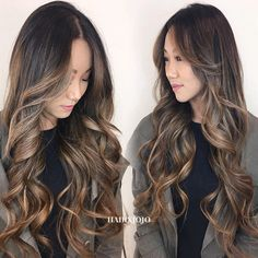 Alison ✨ she's so pretty and all that hair is hers! // #HAIRXJOJO #HAIRBYJOANNECHUNG #latergram