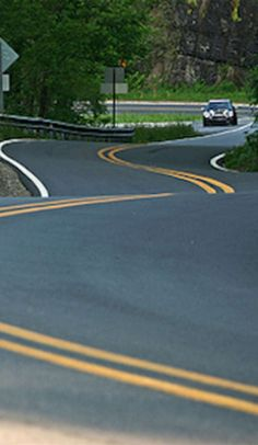 Tennessee/North Carolina border No more trucks! Tail of the Dragon, America's best drive, just got better