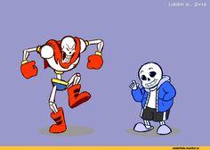 Undertale,Papyrus y Sans gif Undertale Comic, Papyrus Undertale, Undertale Memes, Frisk, Gaster Sans, Undertale Drawings, Tmnt, Toby Fox, Underswap