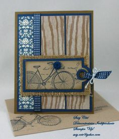 SUO Postage due by Tootsy - Cards and Paper Crafts at Splitcoaststampers
