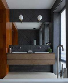 Domestic Studio: лаконичный интерьер в центре Москвы • Интерьеры • Дизайн • Интерьер+Дизайн