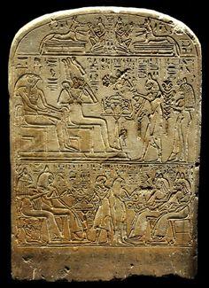 Stela of Ptahmay