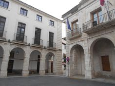 Angulo de la Plaza Mayor.
