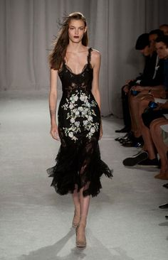The Best Looks from New York Fashion Week: Spring 2014 - Marchesa