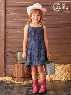 Discover Beautiful Little Girl's Dresses for Summer Up to 70% Off! Formal and casual styles added daily for your little darling!