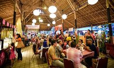 The town's second food festival showcases traditional Balinese cuisine alongside fine dining and raw food