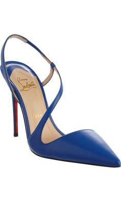 Christian Louboutin Stilettos and high heels for Women Stilettos, High Heels, Pumps Heels, All About Shoes, Christian Louboutin Shoes, Louboutin Pumps, Wedding Shoes, Bridal Shoes, Wedding Veils