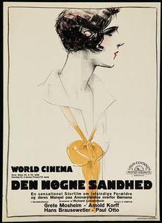Lauritz.com - Graphic arts - Sven Brasch 'Den nøgne sandhed' 1928 - DK, Vejle, Dandyvej