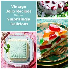 7 Vintage Jello Recipes That Are Surprisingly Delicious from Southern Living