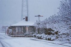 The old Depot in Collierville, Tennessee by Peer Into The Past, via Flickr