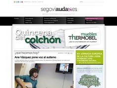 La artista segoviana ofrece un concierto el próximo jueves 3 de septiembre en 'Bowling Segovia' con motivo de la celebración del Día Europeo del Autismo.