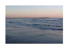 The Beach At Twilight 12 x 8 Fine Art by LovesParisStudio on Etsy,