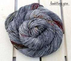 by Lambstrings on Etsy Sts 1, Hand Dyed Yarn, Needles Sizes, Sadie, Spinning, Merino Wool, Sock, Knit Crochet, Fiber