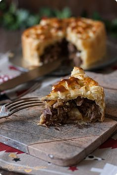 pasteldeconfitdepatoyperas Duck Recipes, Sin Gluten, I Foods, Food Photography, Food And Drink, Appetizers, Yummy Food, Dishes, Baking
