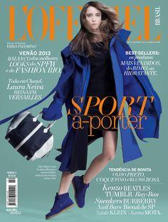 L'Officiel - 2ª Edição. Uma revista em que a moda e o luxo vão muito além das roupas e acessórios.