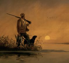At the Limit by Brett J Smith Duck Hunting Blinds, Duck Hunting Boat, Hunting Art, Grouse Hunting, Waterfowl Hunting, Duck Hunting Tattoos, Dog Best Friend, Farm Photo, Cowboy Art