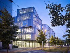 Escuela de Arquitectura de Estrasburgo / Marc Mimram Strasbourg School of Architecture / Marc Mimram – Plataforma Arquitectura