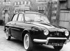 1958 Renault Dauphine ✏✏✏✏✏✏✏✏✏✏✏✏✏✏✏✏ IDEE CADEAU / CUTE GIFT IDEA  ☞ http://gabyfeeriefr.tumblr.com/archive ✏✏✏✏✏✏✏✏✏✏✏✏✏✏✏✏