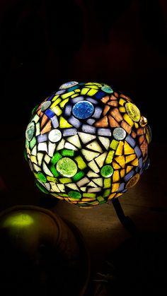 Luminaria Mediana en Mosaiquismo